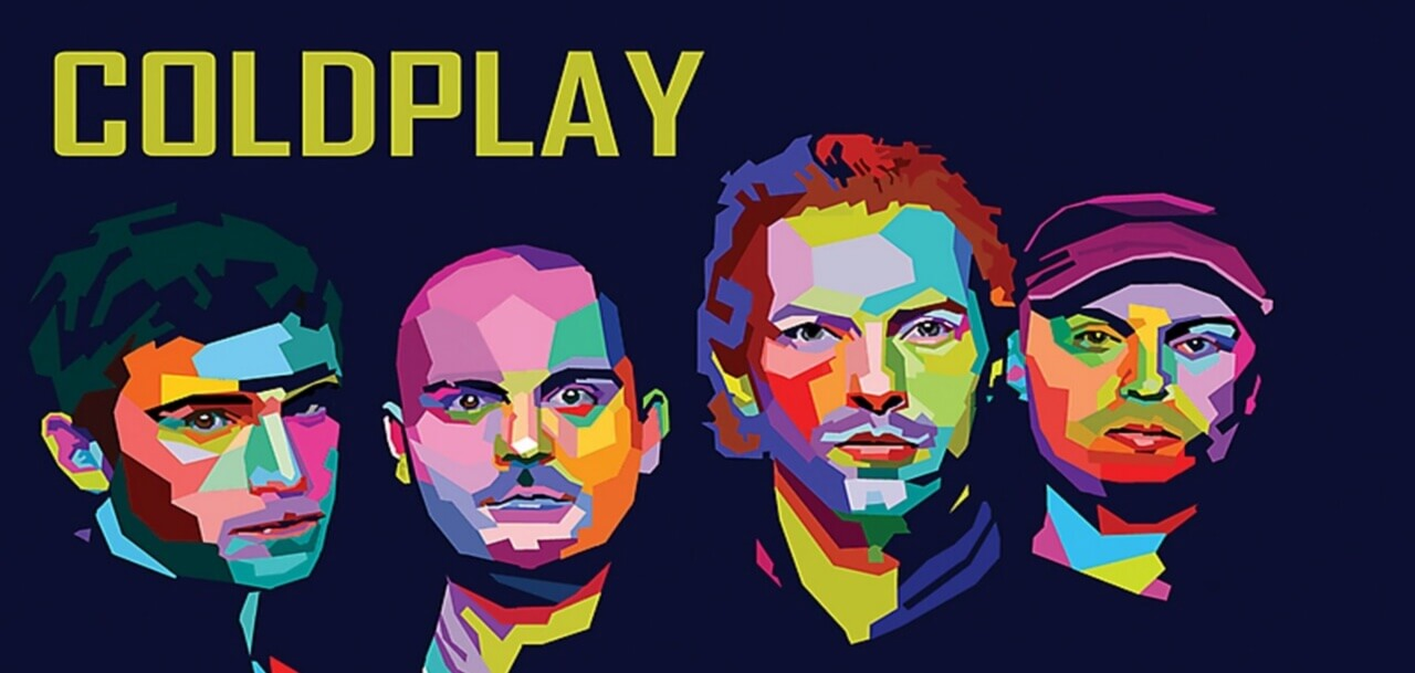 Coldplay Pasadena