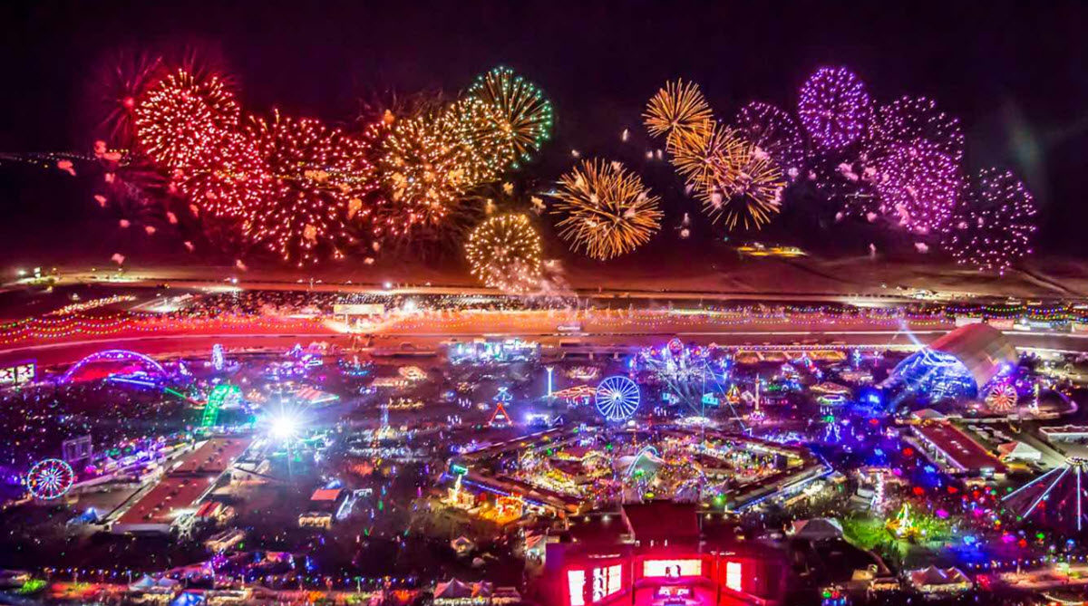 Electric daisy carnival tickets and passes