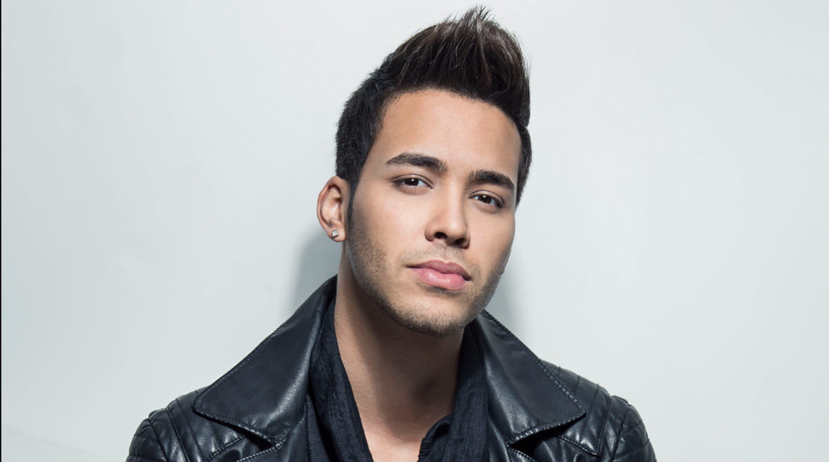 prince royce concert tickets