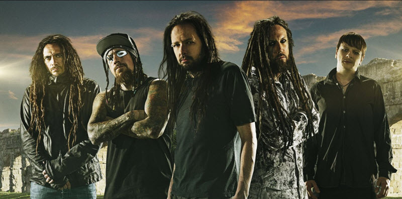 Korn in Atlanta