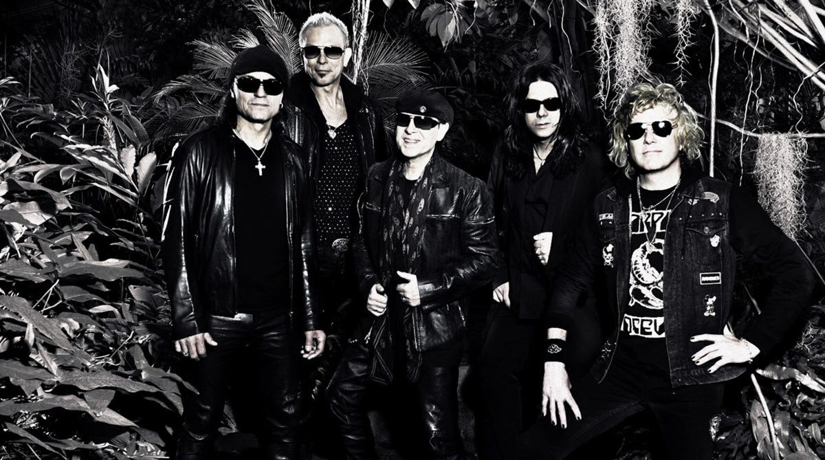 scorpions tour concert tickets